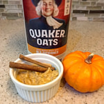 Simple and Healthy Pumpkin Pie Oatmeal Recipe