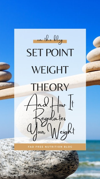 Set point weight theory
