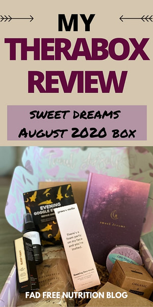 Pinterest Therabox review
