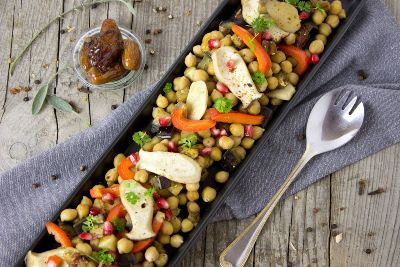 Beans and legumes are plant based protein