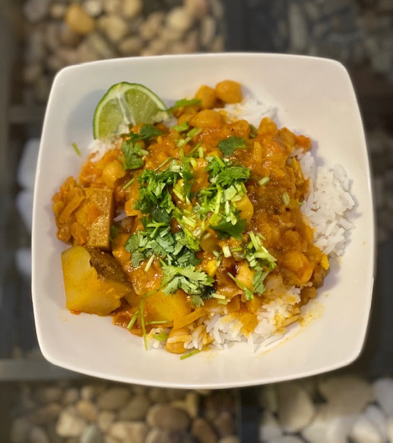Chana Aloo Curry Recipe