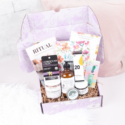 Wellness subscription box