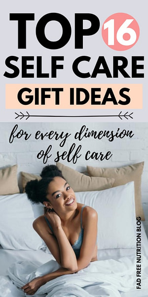 Wellness and Self Care Gift Ideas
