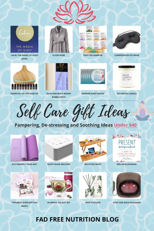 Self care gift ideas gift guide