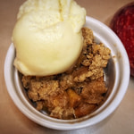 Easy Apple Crisp Recipe with Oat Crumble Topping
