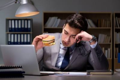 Emotions can affect our eating habits